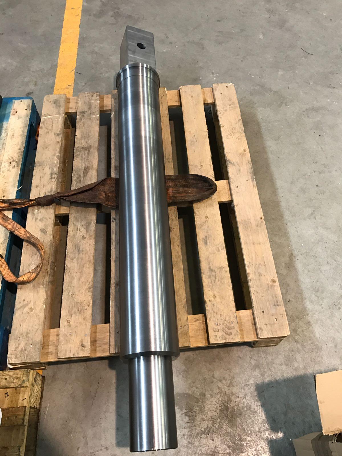 Fabricantes de ejes excéntricos - Cortec