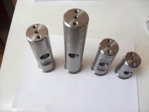 Decoletaje de piezas Industriales - Cortec