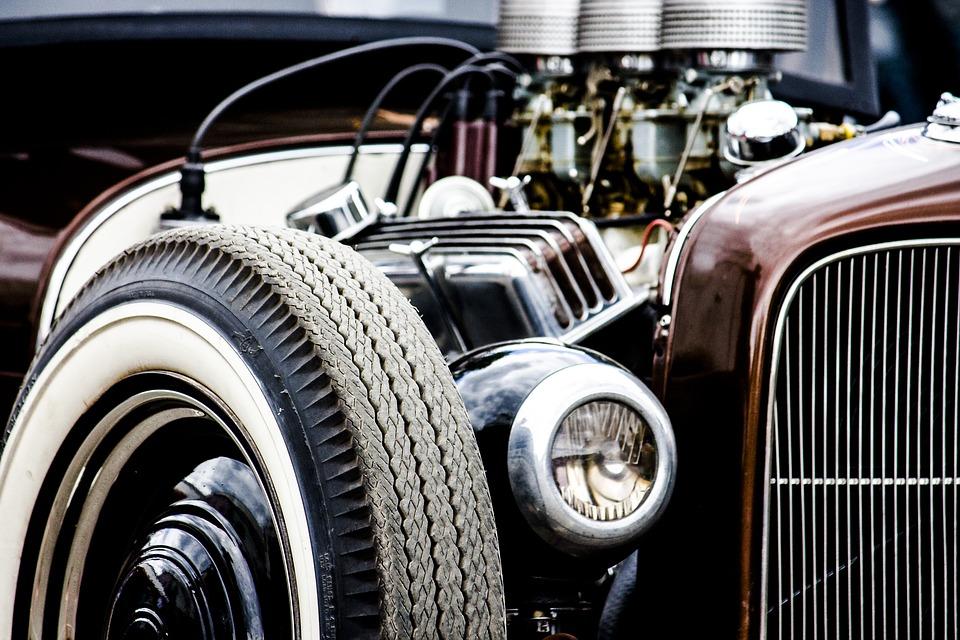 Repuestos clásicos Oldtime - Cortec Mecanizados