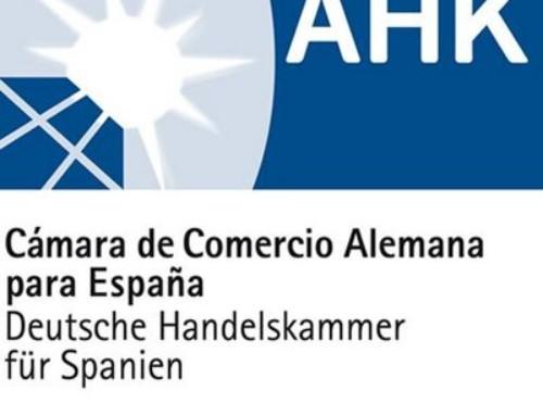 Cortec coopera con la Cámara de Comercio Alemana para la formación de un aprendiz de FP Dual