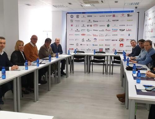 Visita al Centro Tecnológico del Metal de Castilla La Mancha